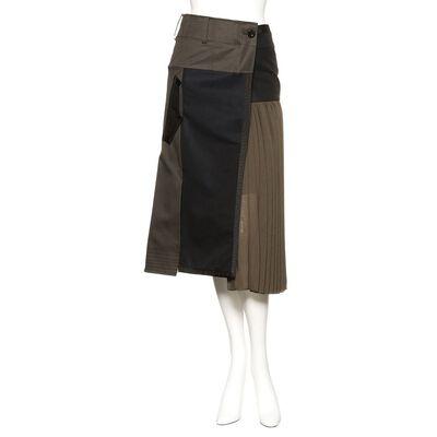 SACAI(サカイ)スーチングスカート