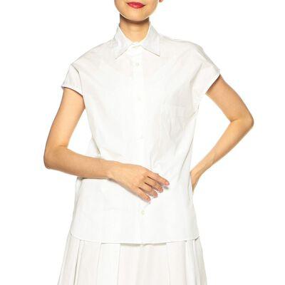 MADISONBLUE(マディソンブルー)刺繍ドレスシャツ