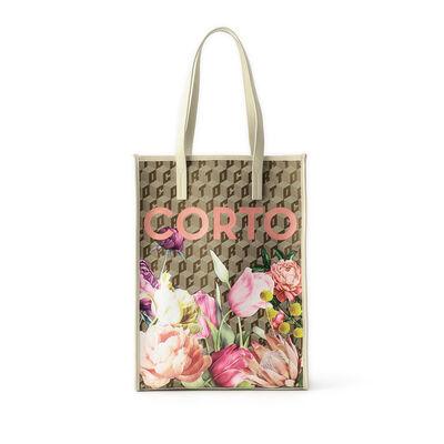 CORTO MOLTEDO(コルトモルテド)限定ロゴトートバッグ