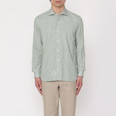 ORIAN(オリアン)プリントシャツ