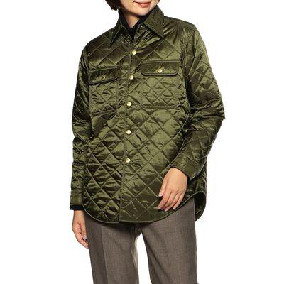 MADISONBLUE(マディソンブルー)キルティングシャツジャケット