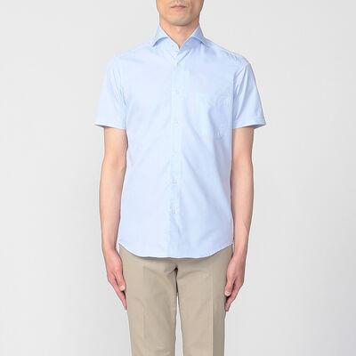 BARNEYS NEW YORK(バーニーズ ニューヨーク)COOL-MAX半袖シャツ