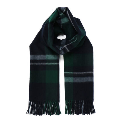 Begg & Co Wool Angora Scarf