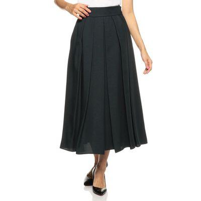 BARNEYS NEW YORK(バーニーズ ニューヨーク)ウォッシャブルボックスプリーツスカート