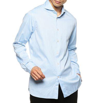 CATARISANO(カタリザーノ)マイクロジャカード柄シャツ