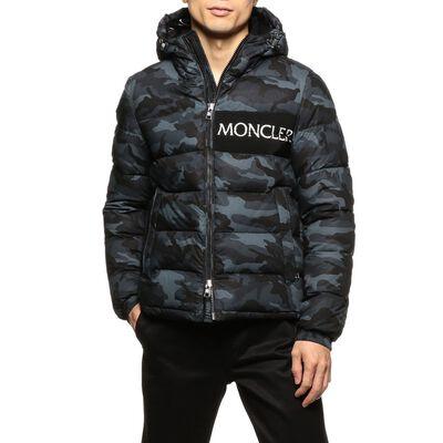 MONCLER(モンクレール)カモフラージュ柄ダウンジャケット