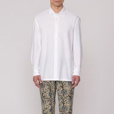 BARBA(バルバ)ジャージーシャツ