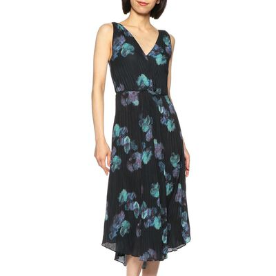 VINCE(ヴィンス)フラワープリントドレス