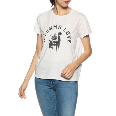 MOTHER(マザー)プリントTシャツ