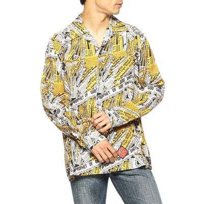 KIDILL(キディール)アロハシャツ