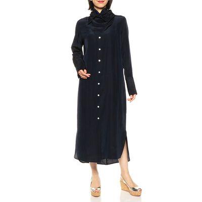 CINOH(チノ)ロングシャツドレス