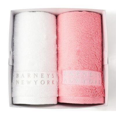 BARNEYS NEW YORK(バーニーズ ニューヨーク)フェイスタオルギフトセット