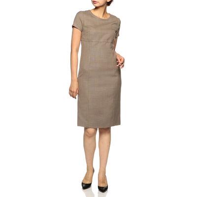 BARNEYS NEW YORK(バーニーズ ニューヨーク)セットアップウールタイトドレス