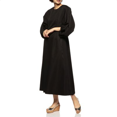 YOHEI OHNO(ヨウヘイオオノ)ボリュームスリーブドレス