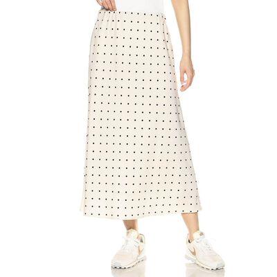 BARNEYS NEW YORK(バーニーズ ニューヨーク)ウォッシャブルドット柄スカート