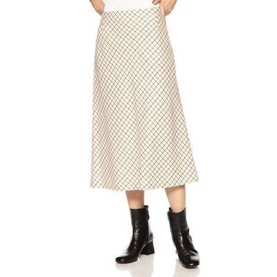 MAISON MARGIELA(メゾン マルジェラ)チェックフレアスカート