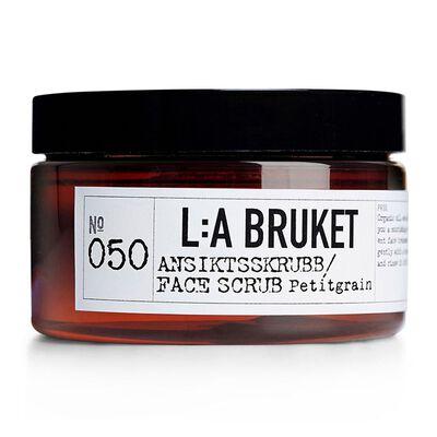 L:A BRUKET(ラブルケット)フェイススクラブ 120g