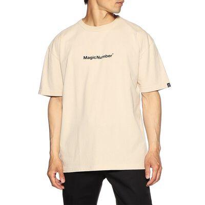 MAGIC NUMBER(マジックナンバー)限定ロゴプリントTシャツ