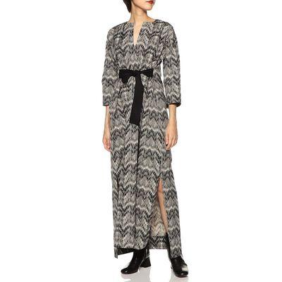 ZERO+MARIA CORNEJO(ゼロ マリア コルネホ)フェザープリントドレス