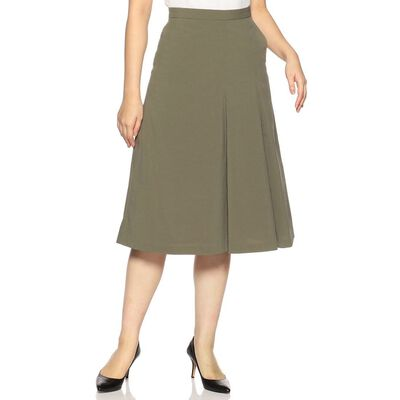 INCOTEX(インコテックス)Aラインミディスカート