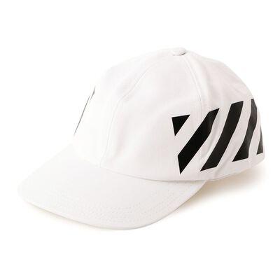 OFF-WHITE c/o VIRGIL ABLOH(オフ-ホワイト c/o ヴァージル アブロー)ベースボールキャップ