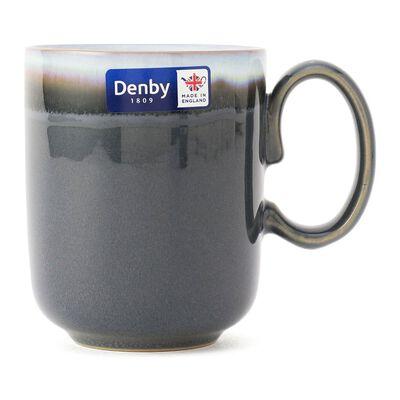 DENBY(デンビー)ジェットグレイ ダブルディップマグ