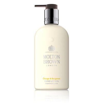 """MOLTON BROWN(モルトンブラウン)ハンドローション """"オレンジ&ベルガモット""""  300ml"""
