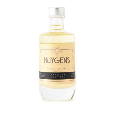 HUYGENS(ホイヘンス)限定ソフトマッサージオイル 100ml (バーニーズ ニューヨークオリジナルの香り)