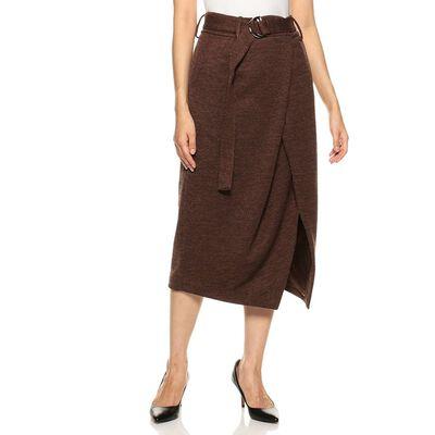 BARNEYS NEW YORK(バーニーズ ニューヨーク)ウォッシャブルラップスカート