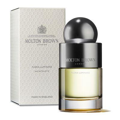 """MOLTON BROWN(モルトンブラウン)オードトワレ """"フローラ ルミナーレ"""" 50ml"""