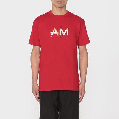 AM(エーエム)プリントTシャツ