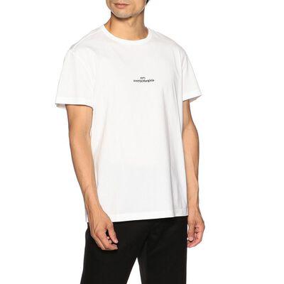 MAISON MARGIELA(メゾン マルジェラ)ロゴプリントTシャツ
