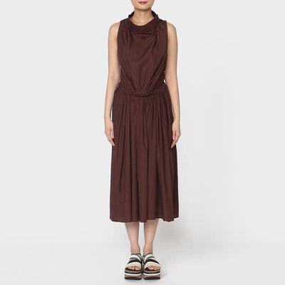 LEMAIRE(ルメール)ハイネックプリーツドレス