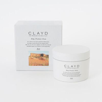 CLAYD(クレイド)ボディトリートメントセラム 200g