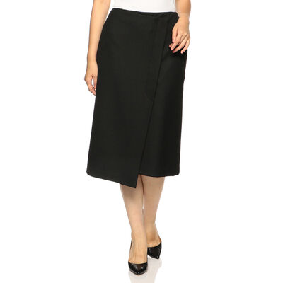 BARNEYS NEW YORK(バーニーズ ニューヨーク)Aラインラップスカート