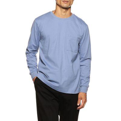 BARNEYS NEW YORK(バーニーズ ニューヨーク)ロングスリーブポケットTシャツ