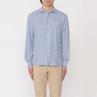 ORIAN(オリアン)コットンジャージーシャツ