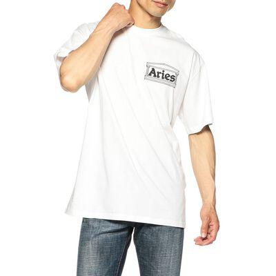 ARIES(アリーズ)プリントTシャツ