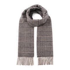 Drake's Wool Angora Scarf