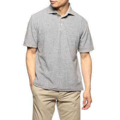 BARNEYS NEW YORK(バーニーズ ニューヨーク)パイルポロシャツ