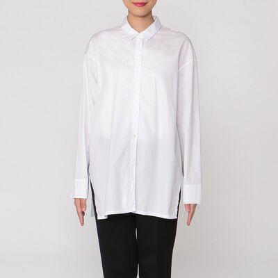 BARNEYS NEW YORK(バーニーズ ニューヨーク)サイドスリットビッグシャツ