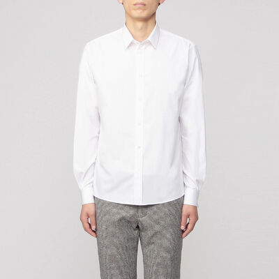 BARNEYS NEW YORK(バーニーズ ニューヨーク)ナローカラーシャツ