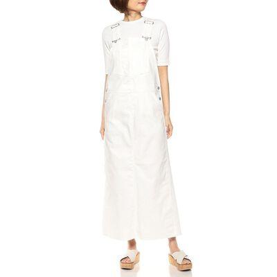 UNION LAUNCH(ユニオンランチ)デニムオーバーオールスカート