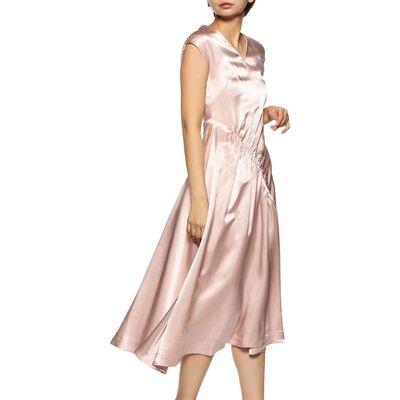TARO HORIUCHI(タロウホリウチ)フロントギャザードレス
