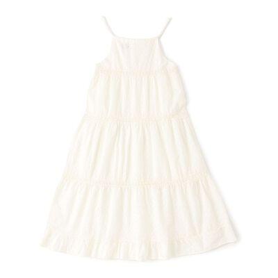 TOCOTO VINTAGE(トコトヴィンテージ)ティアードロングガールズドレス