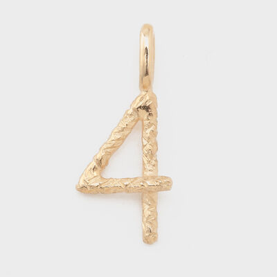 "STUDIO WATERFALL(スタジオ ウォーターフォール)【オーダー品】ペンダントトップ ""4"""