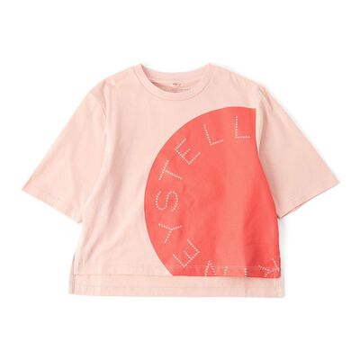 STELLA McCARTNEY(ステラ マッカートニー)ガールズオーバーサイズTシャツ