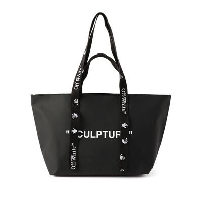 "OFF-WHITE c/o VIRGIL ABLOH(オフ-ホワイト c/o ヴァージル アブロー)""COMMERCIAL TOTE""バッグ"