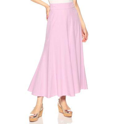 BARNEYS NEW YORK(バーニーズ ニューヨーク)ウォッシャブルフレアロングスカート