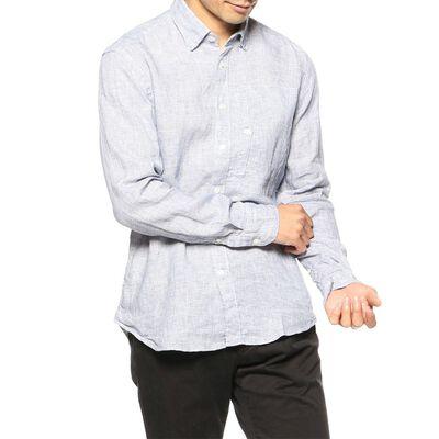 BARNEYS NEW YORK(バーニーズ ニューヨーク)リネンシャツ
